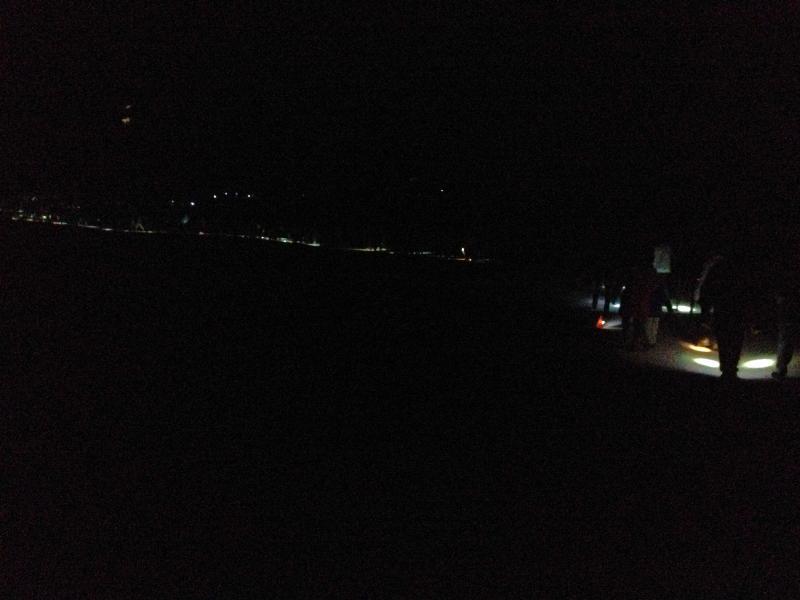 The Flashlight Walk