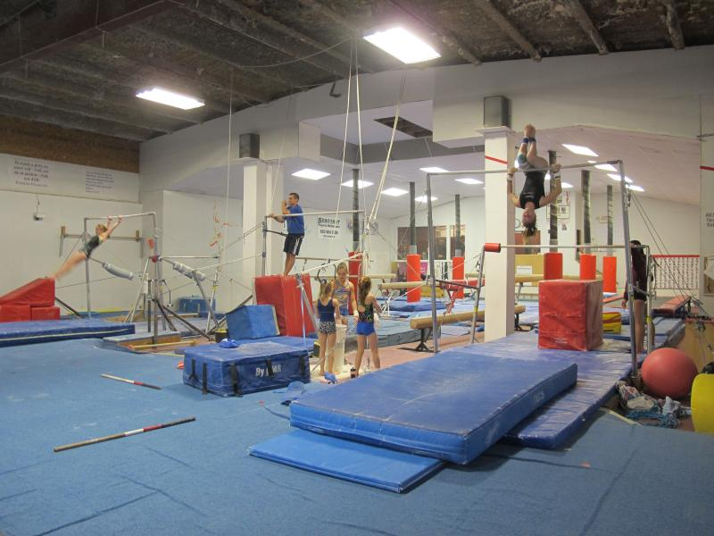 New Hampshire Academy of Artistic Gymnastics in North Hampton, NH