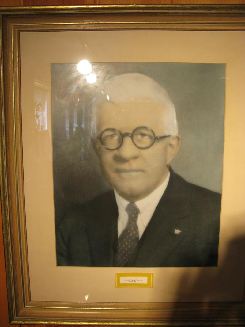 Ira Morse, founder of the Morse Museum