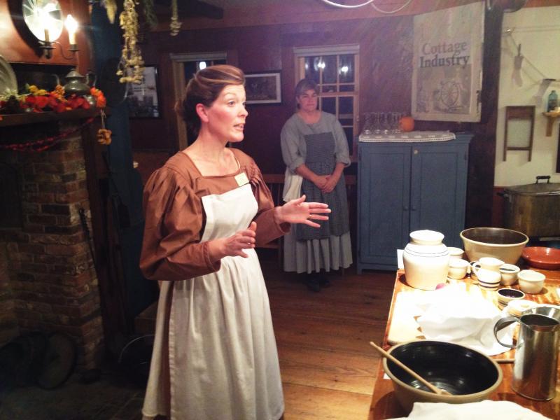 Erica Boynton steers us into the 19th Century.