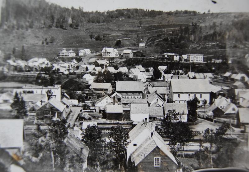 Archive photo of Lisbon circa 1865