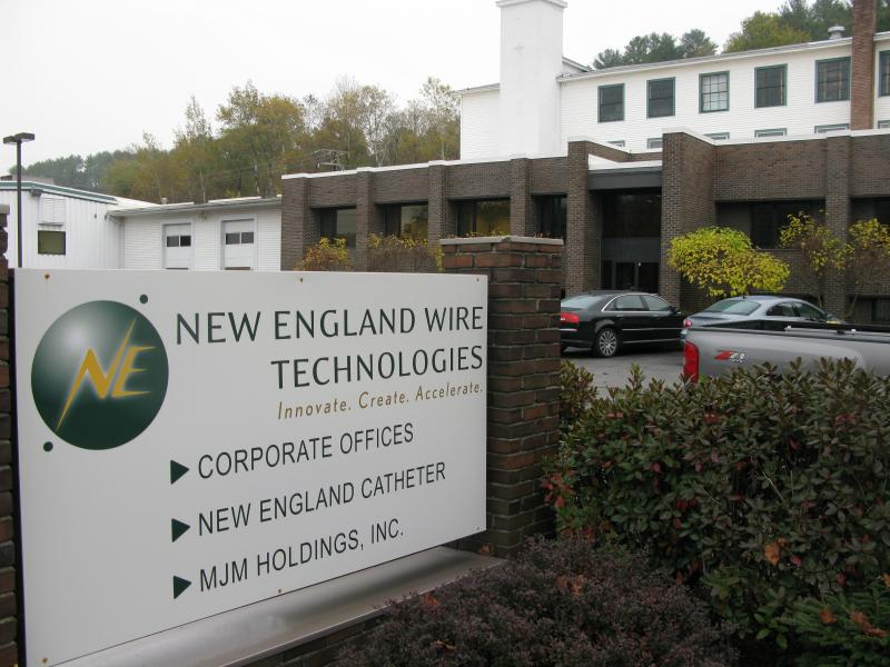 New England Wire Techologies today