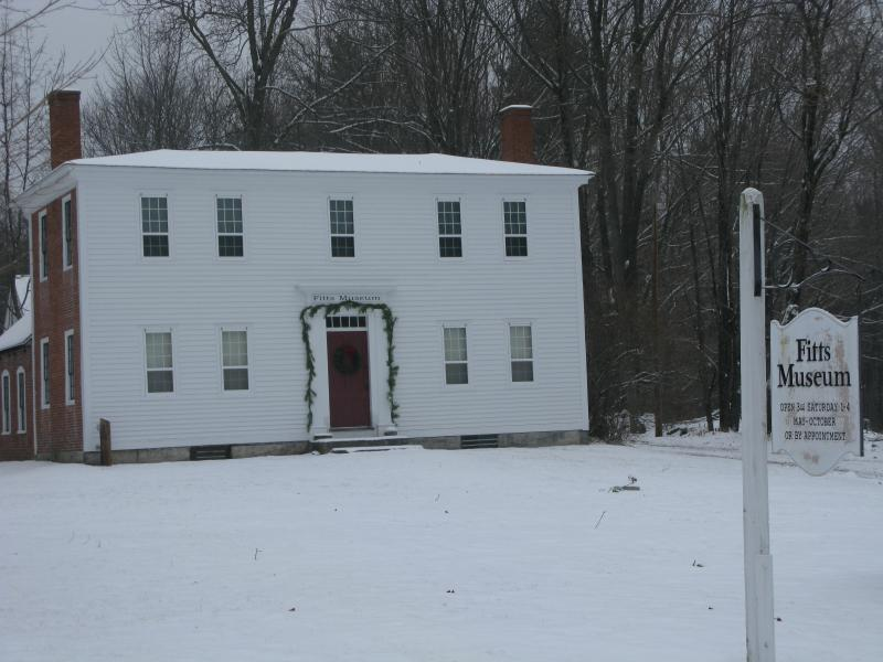 Fitts Museum in Candia