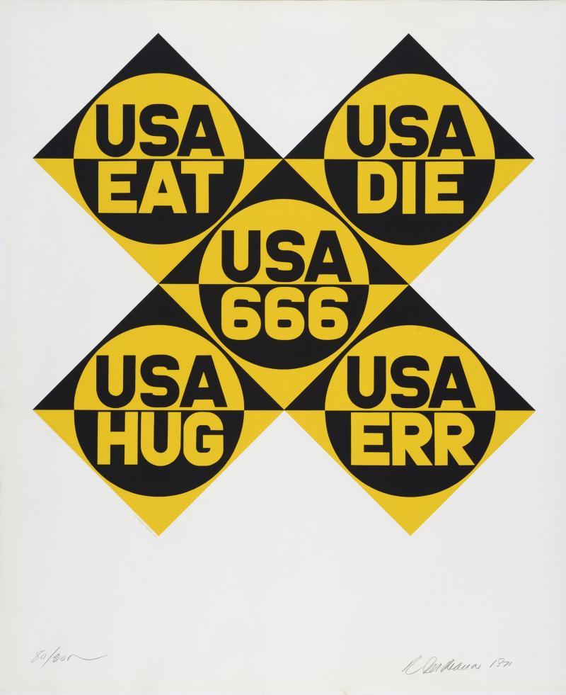 1966 USA 666