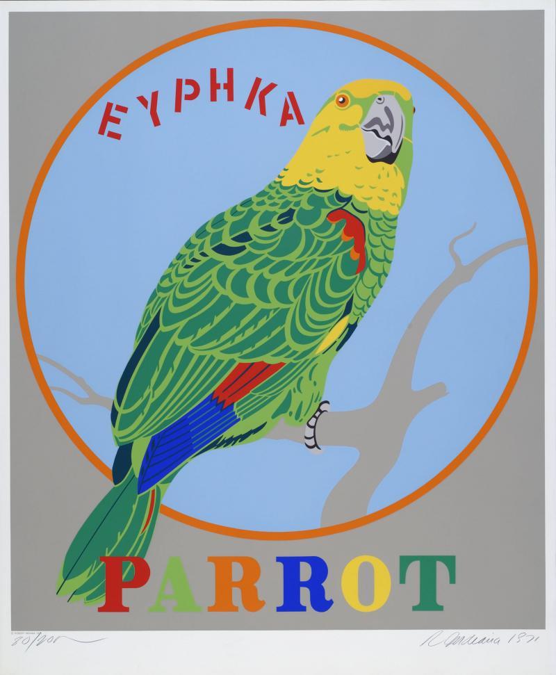 1967 Parrot