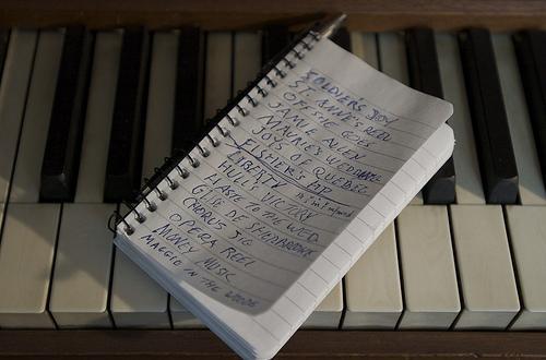 Bob McQuillen's notes