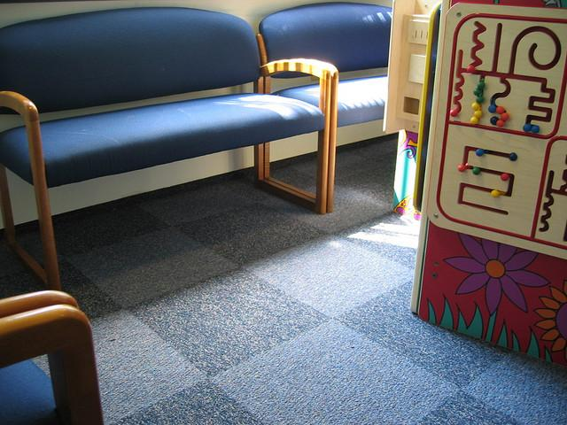 A doctor's office