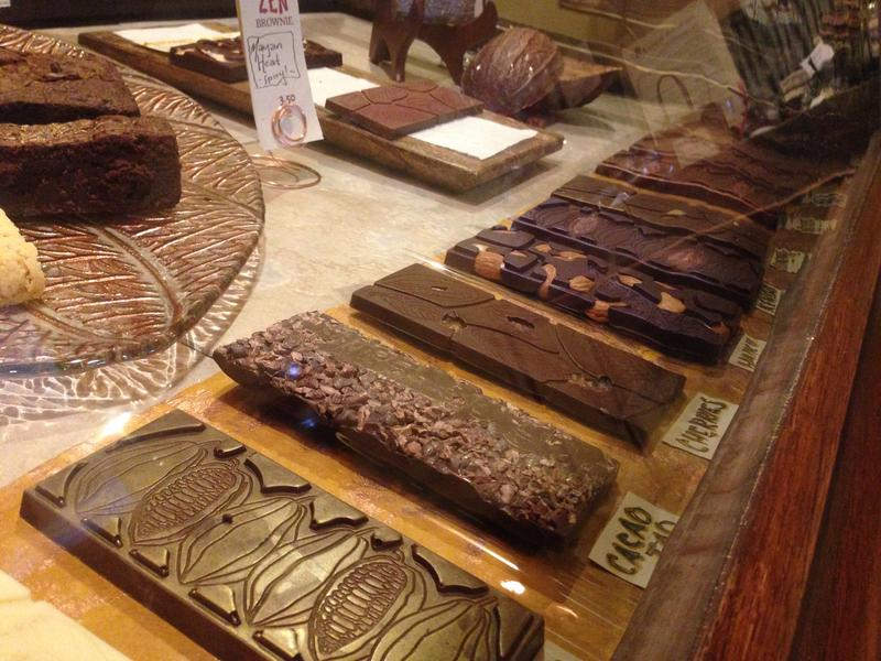 Yankee Magazine recognized Dancing Lion Chocolates in Manchester as one of its Food Awards winners in the Sweets category.
