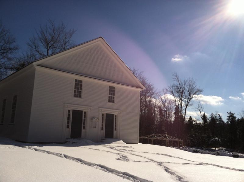 The Seventh-Day Adventist  Church in Washington.