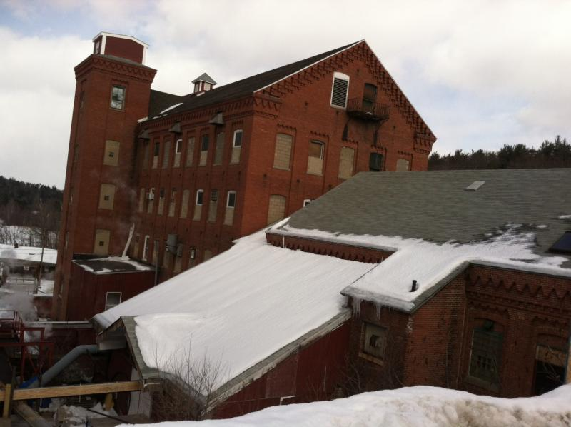 Warwick Mills in New Ipswich is the site of the oldest operating textile mill in New Hampshire.