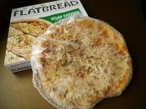 American Flatbread Pizza