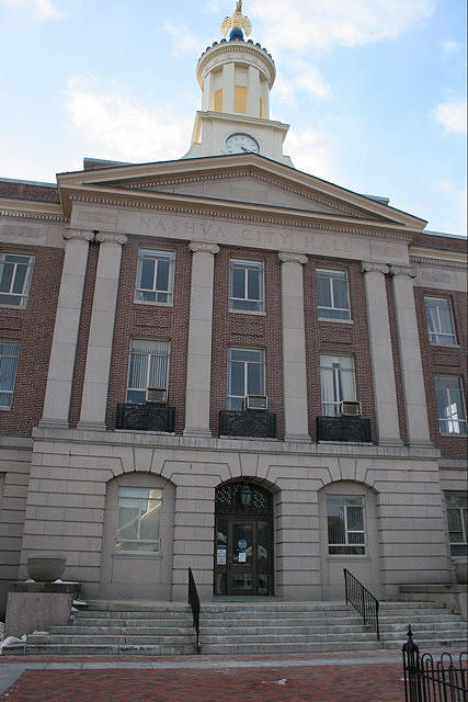 Nashua City Hall