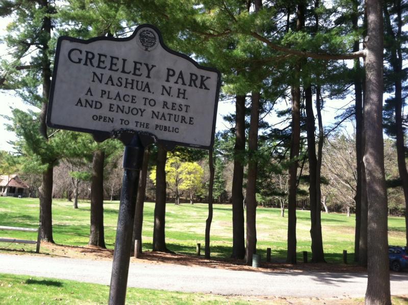 Greeley Park was established in 1896.