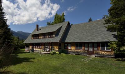 Caer Paravel, Randolph New Hampshire. Builder/Designer: John H. Boothman.