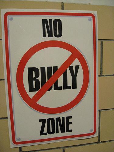 No Bully Zone