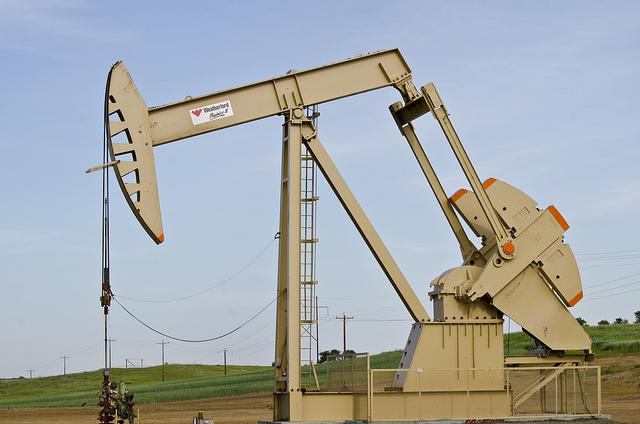 Orvis State Oil Well, Evanson Place, Arnegard North