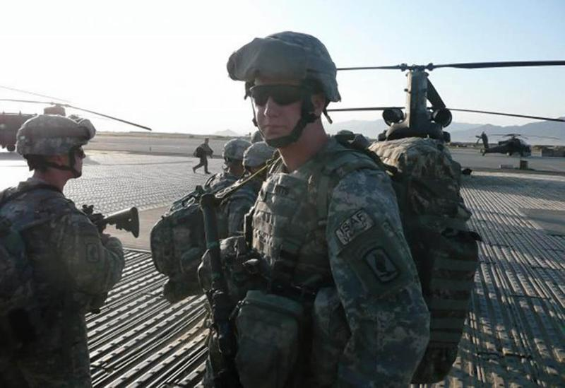 Sgt. Ryan Pitts, pictured here at Bagram Airfield in Afghanistan, will become the ninth living recipient of the Congressional Medal of Honor for bravery in Afghanistan or Iraq. (U.S. Army)