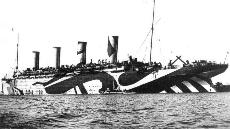 Dazzling The Enemy: The WWI Technology Being Used For Modern Anti ...