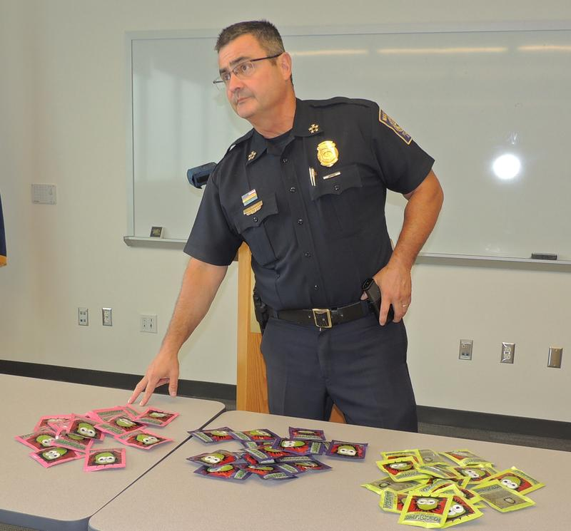 Manchester police say program curbing gang violence in for Michaels crafts manchester nh