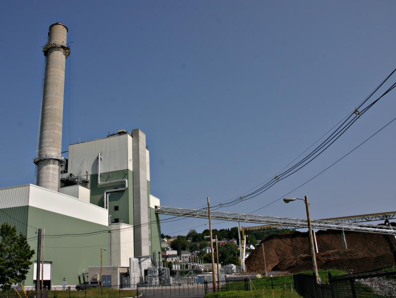 Planned Outage at Berlin Biomass Power Plant Winds Down | New ...