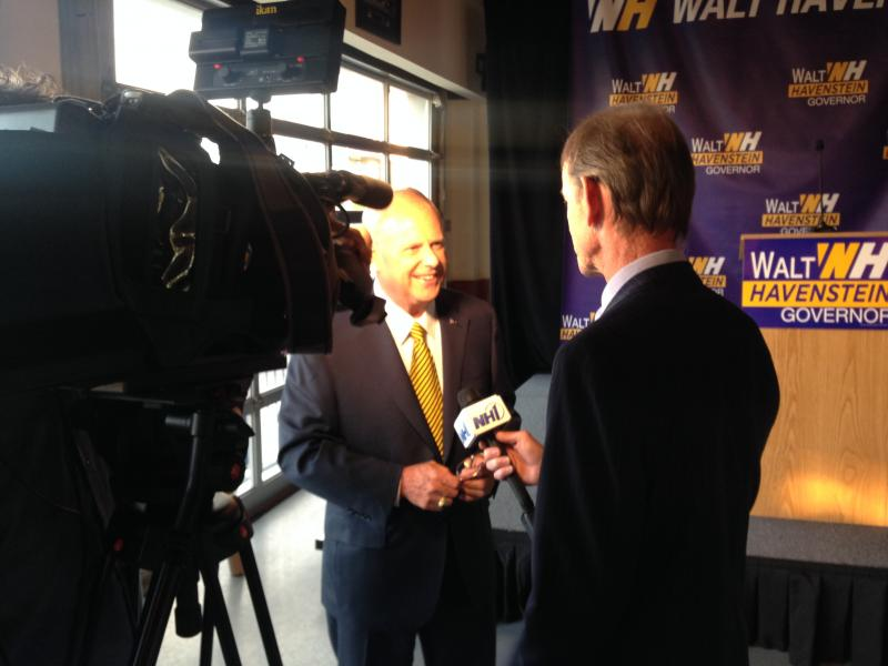 Kevin Landrigan interviews Walt Havenstein