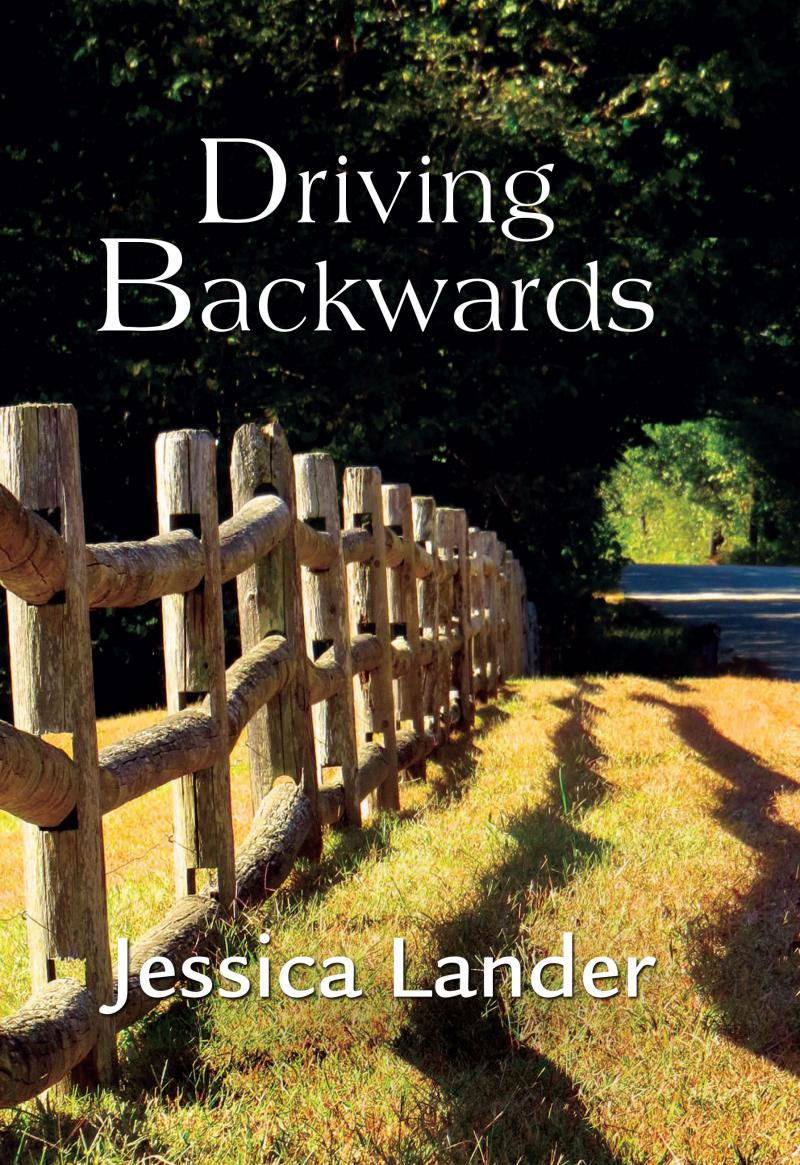 "The cover of ""Driving Backwards"""