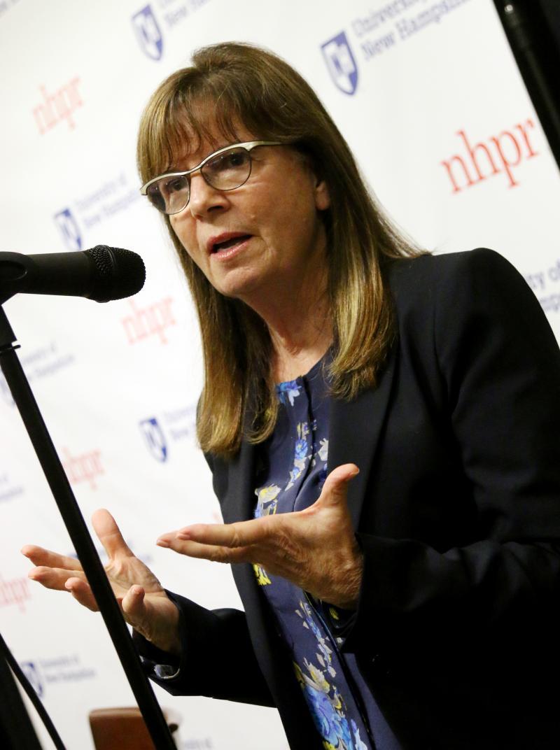 NHPR's CEO Betsy Gardella