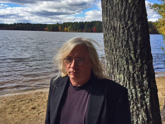Author Eric Stanway