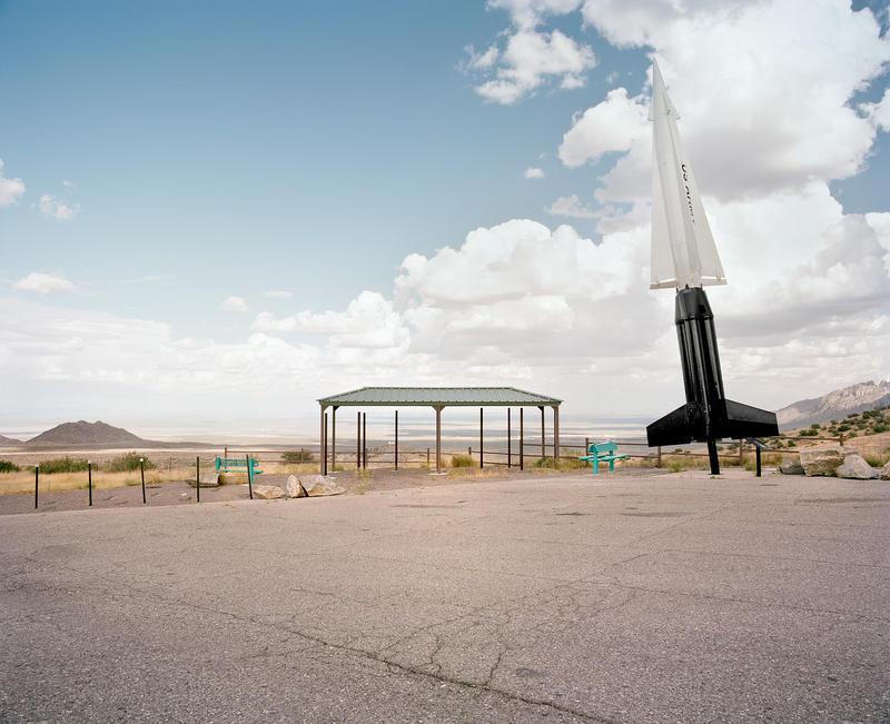 Near Organ, New Mexico - US 70