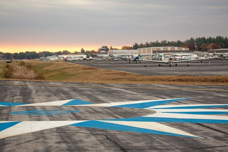 """A Focus on New Hampshire Aviation: A Photography Project"""
