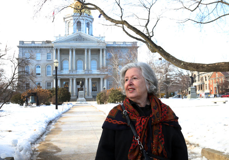 Linda Blumkin filed numerous complaints with N.H. officials about Lakeview that went nowhere. Blumkin eventually sought the help of the New York Justice Center on behalf of her daughter, Jessica.