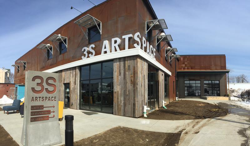 3S Artspace exterior