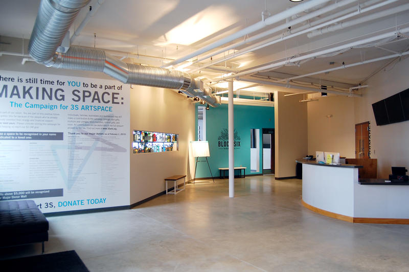3S Artspace lobby