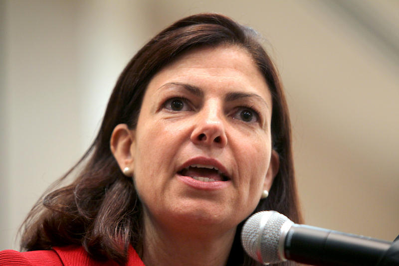 N.H. Senator Kelly Ayotte (R)