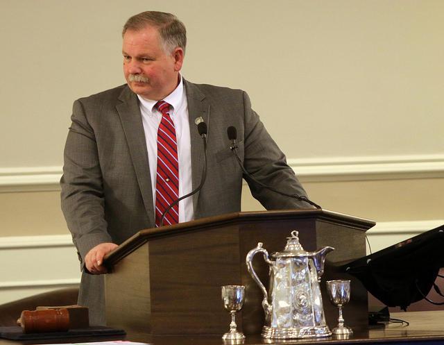 Speaker Shawn Jasper