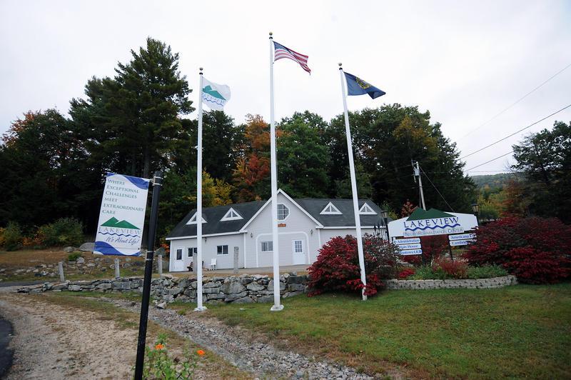 Lakeview Neurorehabilitation Center in Effingham / October 2014