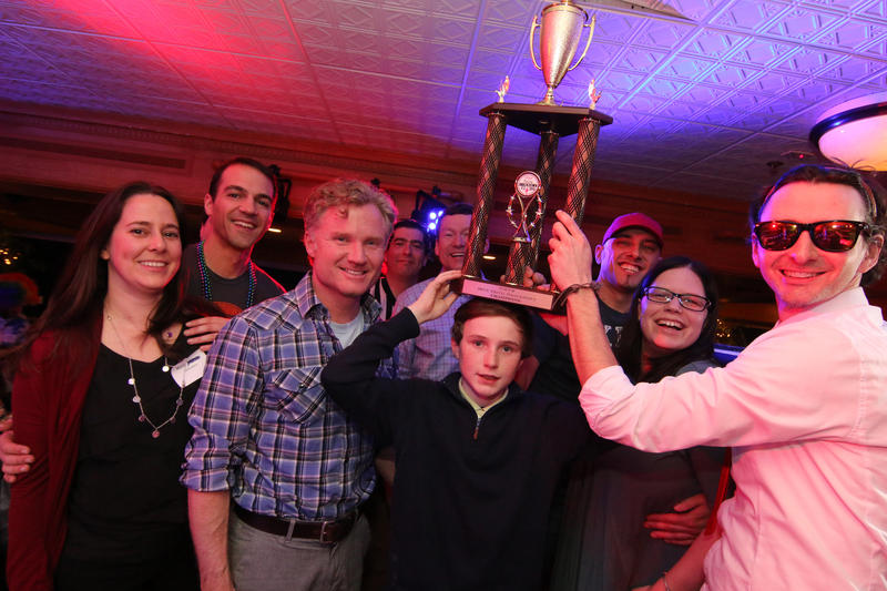 For the third year in a row, The Defenders dominated the competition at NHPR's Trivia Smackdown