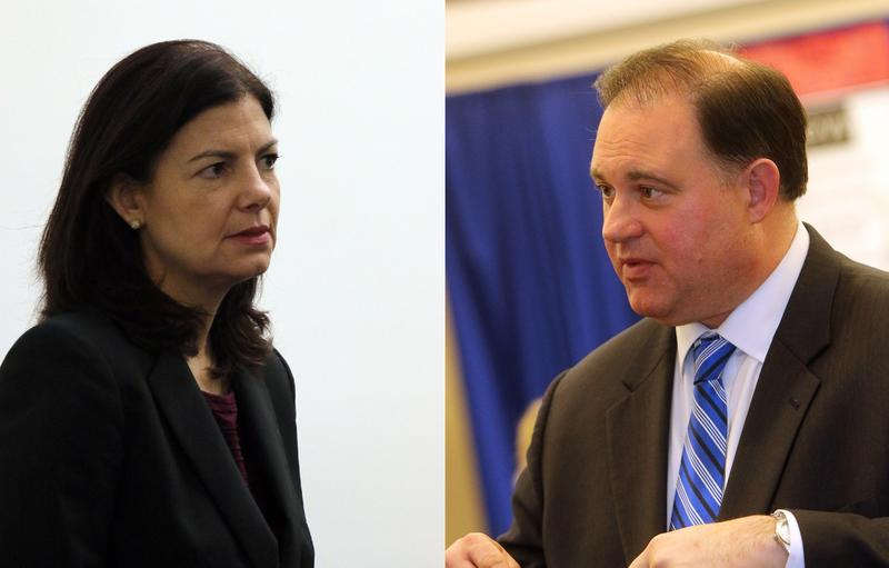 Kelly Ayotte and Frank Guinta
