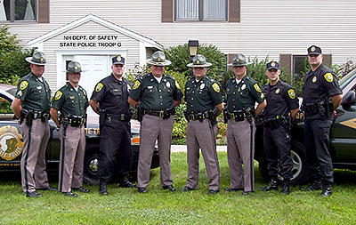 N h state troopers state should pay for dry cleaning for Department of motor vehicles concord new hampshire