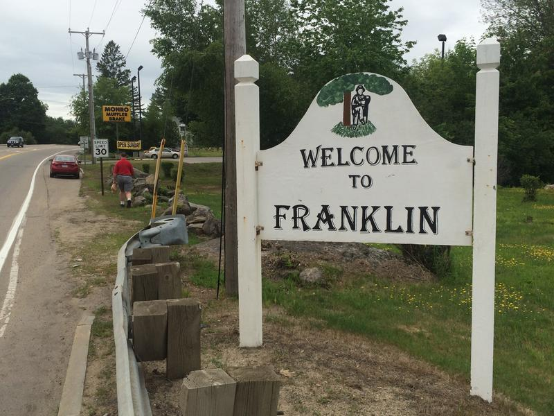 Franklin, which has a population of 8,500 people, has had six overdose deaths so far this year.