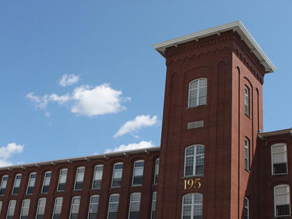 The Lofts At Mill West In Manchester Contain Over 90 Apartments And Several Commercial Businesses