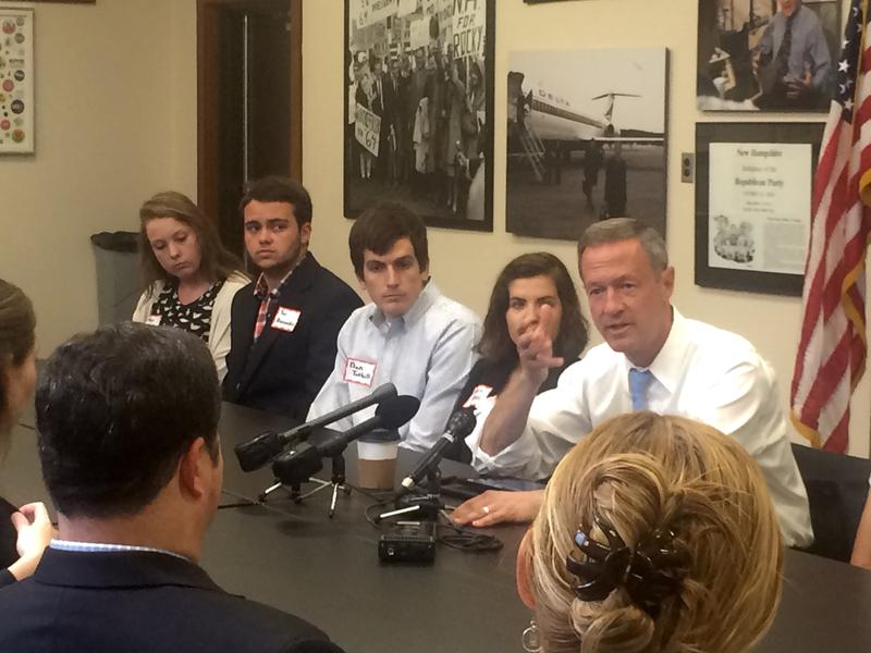 Gov. Martin O'Malley reveals plan on how to give Americans an opportunity to access debt-free college in five years.
