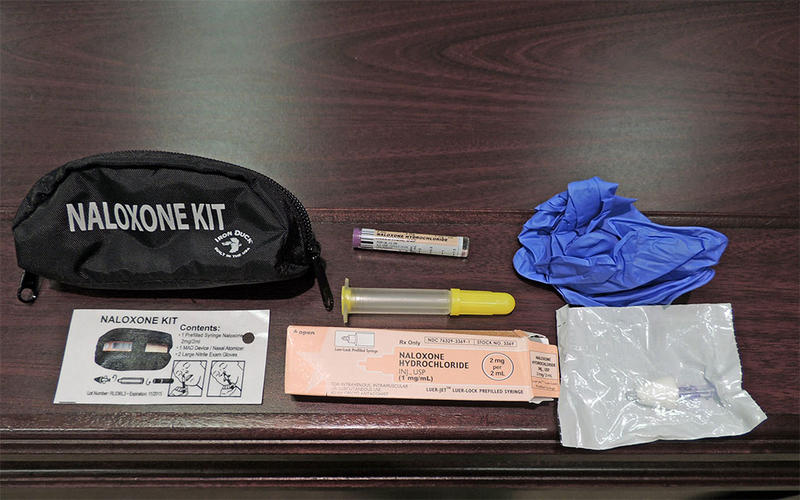 What will be included in the Narcan kits in New Hampshire reflects what has been done in neighboring states such as Rhode Island and Massachusetts.