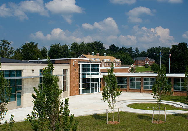 The Sununu Youth Services Center in Manchester currently uses 47 of its facility's 144 beds.