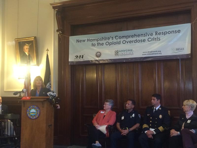 Since January of 2014, 558 people in N.H. have died from a drug overdose.