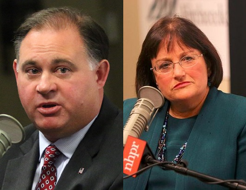 Rep. Frank Guinta and Rep. Ann Kuster are working on a bill to get more substance abuse funds to N.H.