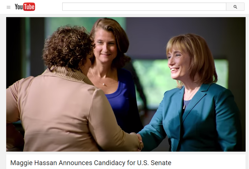 Gov. Maggie Hassan's announcement that she is running for U.S. Senate will have impacts across New Hampshire's political scene.