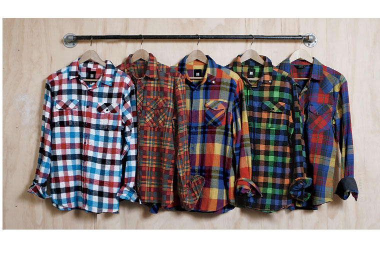 Head on down to some of your local shops in your area Friday and get discounts for wearing plaid.