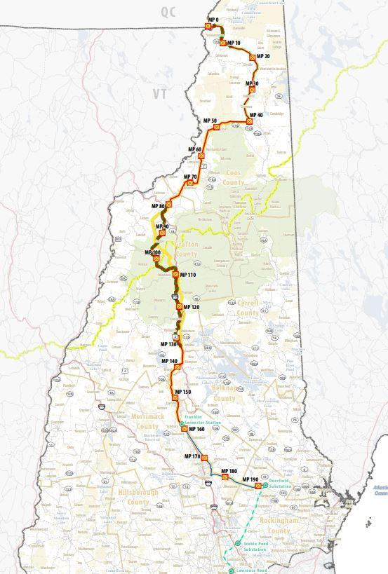 Northern Pass DOE Releases Supplemental Environmental Impact