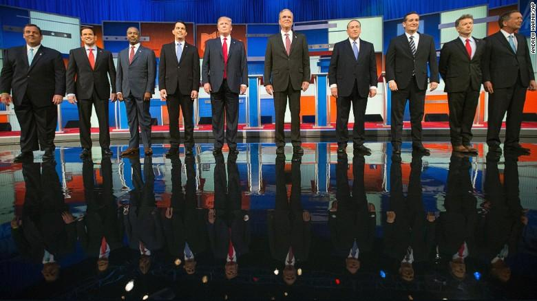GOP Presidential candidates debated in Las Vegas Tuesday night. This is the fifth Republican Primary debate so far this year.